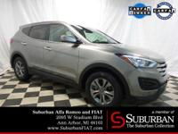 2015 Hyundai Santa Fe Sport AWD with ** ONE OWNER **