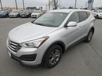 This attractive 2015 Hyundai Santa Fe Sport is the