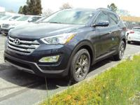 Exterior Color: marlin blue, Body: SUV, Engine: I4