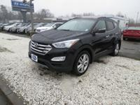 This appealing 2015 Hyundai Santa Fe Sport is the rare