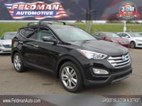 This 2015 Hyundai Santa Fe Sport 2.0L Turbo... Features