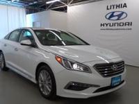EPA 35 MPG Hwy/24 MPG City! Hyundai Certified,