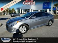 Hyundai Certified Vehicle! -CARFAX 1-Owner -Backup