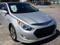 Navigation, Moonroof, Heated Leather Seats, Hybrid,
