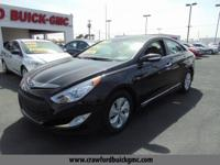 Check out this 2015 Hyundai Sonata Hybrid 4DR SDN. Its