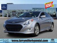 Delivers 40 Highway MPG and 36 City MPG! This Hyundai