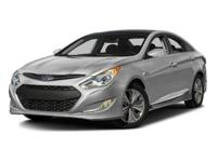 Options:  2015 Hyundai Sonata Hybrid|Red/|V4 2.4 L