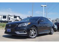 1-Owner...2015 Sonata Limited 2.0 Turbo with all the
