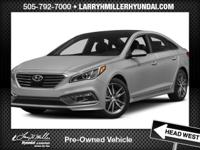 What a great deal on this 2015 Hyundai! Clean, sporty