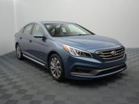 SPORT! ONE OWNER! Hyundai Certified Pre-Owned Details:
