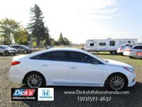 1-OWNER Hyundai sedan! Gray Heated/Cooled Premium