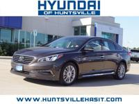 Dark Truffle 2015 Hyundai Sonata Limited ** $0 Down