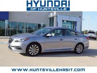 CARFAX One-Owner. Shale Gray Metallic 2015 Hyundai