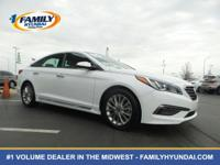 Come see this certified 2015 Hyundai Sonata 2.4L