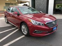 CARFAX One-Owner. Clean CARFAX. Venetian Red 2015