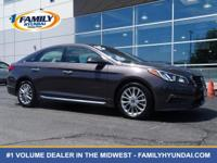 Check out this certified 2015 Hyundai Sonata 2.4L