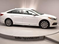 This clean CARFAX 2015 Hyundai Sonata 2.4L has features