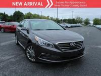 New arrival! 2015 Hyundai Sonata 2.4L Limited! This