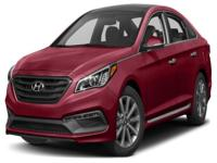 Options:  2015 Hyundai Sonata Limited|For Internet