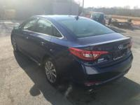 Check out this gently-used 2015 Hyundai Sonata we
