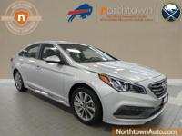 Experience driving perfection in the 2015 Hyundai