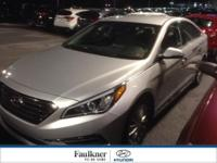 Bought & Serviced Here, This Off Lease Certified Sonata