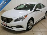 Options:  2015 Hyundai Sonata Limited|This 2015 Hyundai