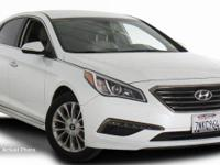 **ONE OWNER CLEAN CARFAX **. Sonata Limited!Tired of