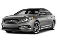This 2015 Hyundai Sonata Limited in Gray features: