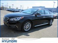 This 2015 Hyundai Sonata 4DSD just arrived! Well