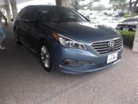 This outstanding example of a 2015 Hyundai Sonata 2.4L