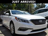 This Sonata features:  CARFAX One-Owner.  Awards:   *