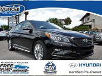This Sonata features: Navigation System, Panoramic