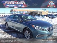 This Hyundai Sonata SE... Features include: 4-Cyl,