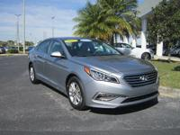 Certified Pre Owned 2015 Hyundai Sonata SE with Popular