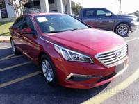 Sturdy and dependable, this Used 2015 Hyundai Sonata