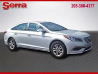 2015 Hyundai Sonata SE FWD 6-Speed Automatic with