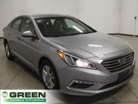 2015 Hyundai Sonata SE Popular Equipment Package Shale