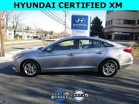 CARFAX One-Owner. Certified. Shale Gray Metallic 2015