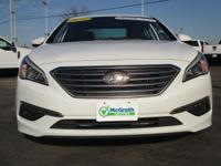 Step into the 2015 Hyundai Sonata! It offers the latest