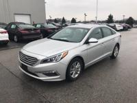 2015 Hyundai Sonata SE Odometer is 26956 miles below