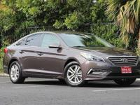 *BLUETOOTH*, 4D Sedan, 2.4L 4-Cylinder DGI DOHC,