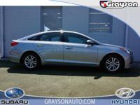 Hyundai Certified, CARFAX 1-Owner, LOW MILES - 27,582!