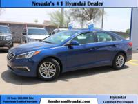 At Henderson Hyundai, we think that when you walk out