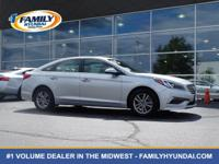 Check out this certified 2015 Hyundai Sonata 2.4L SE.