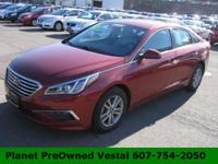 Our 2015 Hyundai Sonata SE is all new from the inside