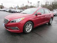 Form meets function with the  2015 Hyundai Sonata. This