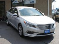 CLEAN, ONE-OWNER CARFAX!! 16-inch alloy wheels, a rear