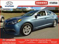 THIS SONATA IS CERTIFIED! CARFAX ONE OWNER! NEW TIRES,