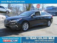This 2015 Hyundai offered at Certicare Huntington. The